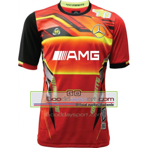 Maillot thailande AMG 40Minute 2016 Roueg