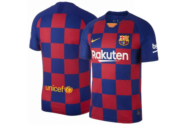 Barcelona home kit football shirt 2019/20