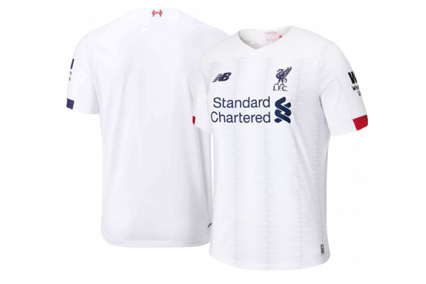 Liverpool Away kit football shirt 2019/20
