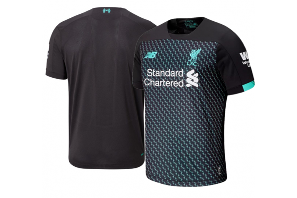 Liverpool Third kit football shirt 2019/20