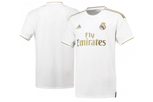 Real Madrid home kit football shirt 2019/20