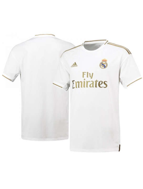 new arrival d35cf ee804 Real Madrid home kit football shirt 2019/20