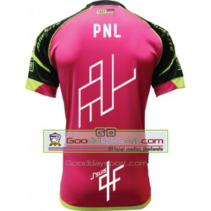 Maillot Thailande PNL 90Minute MM4 2016 Rose