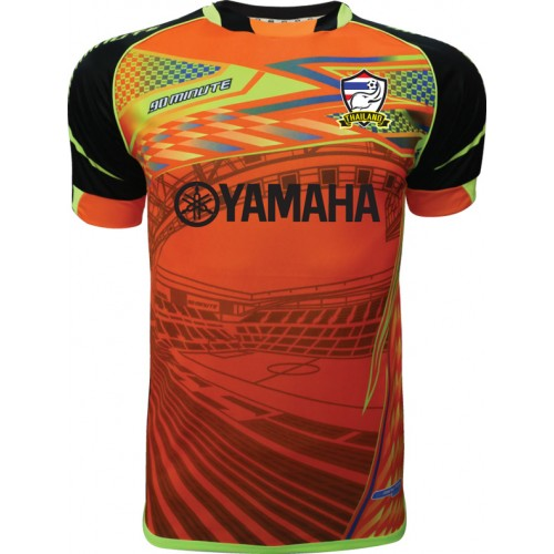 Maillot Yamaha 90Minute MM4 2016 Maillot Orange