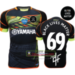 Black Lives Mastter Maillots Thailand 90Minute MM4 (Noir)Black Lives Mastter #69