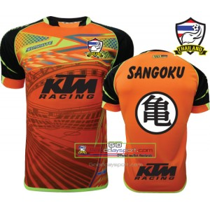Sangoku Maillots Thailand 90Minute MM4 ( Orange )