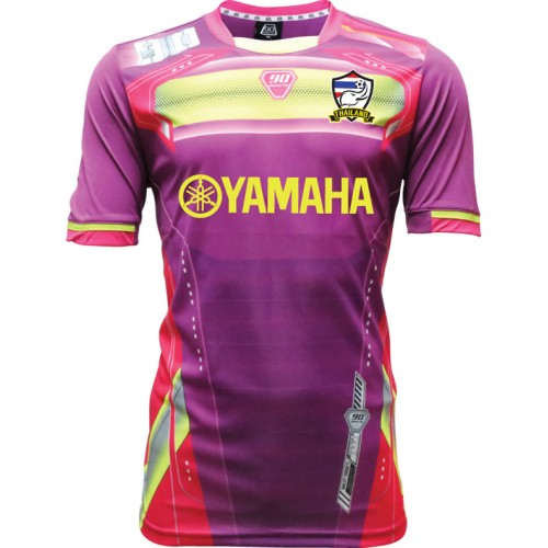 Maillot Yamaha thailande 90Minute MM5 Maillot Purple