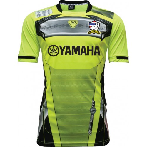 Maillot Yamaha thailande 90Minute MM5 Maillot Jaung fluo