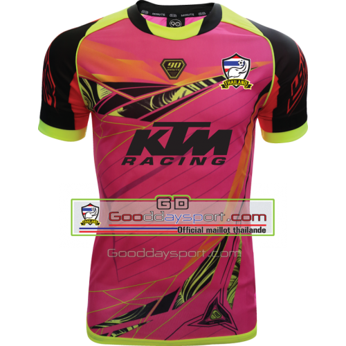 Maillot thailande KTM 90Minute MM6 2017 Rose