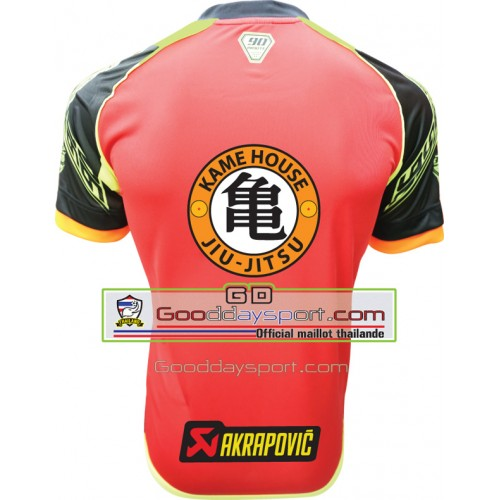 Kame house Maillot thailande 90Minute  MM6 2017 Roueg