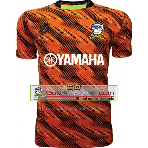 Maillot thailande Yamaha 90Minute MM7 2020 Orange