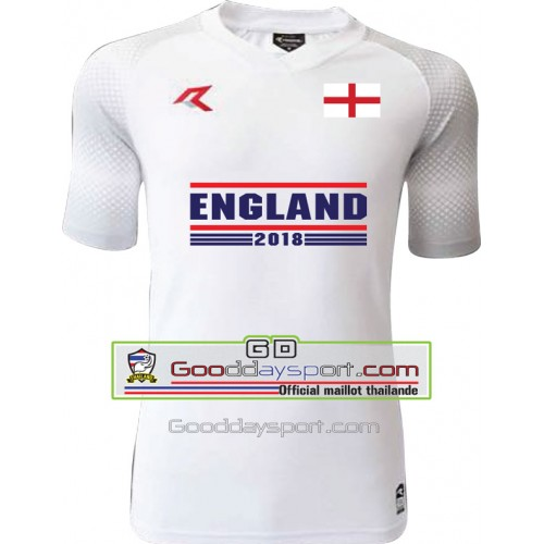 Maillots thailande England world cup 2018 Real 006 White